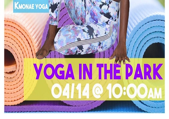 Yoga In The Park: A FitNet Event!