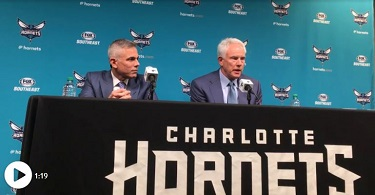 Mitch Kupchak ready to make Charlotte Hornets winners with Michael Jordan's help