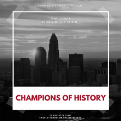Champions of History