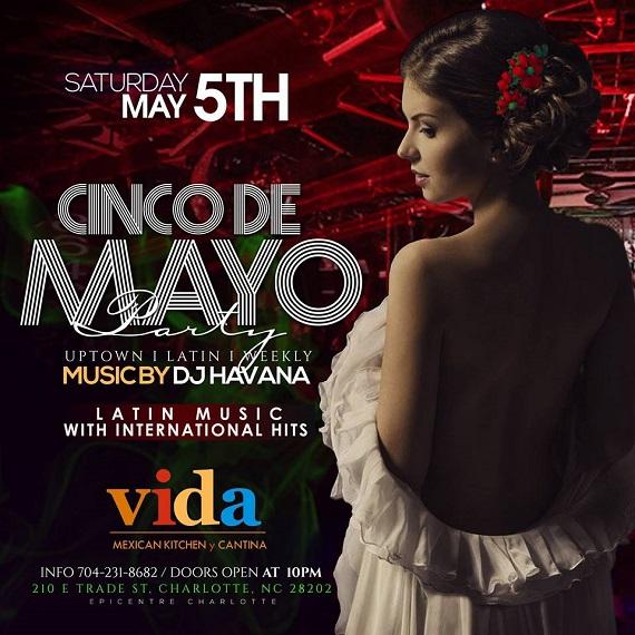 Coco Tropical Cinco De Mayo Party 2018 Vida