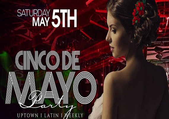 Coco Tropical Saturdays – Cinco de Mayo!