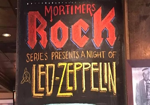Mortimer's Rocks Series Presents Volume Two – A Night of Led Zeppelin