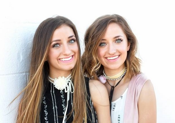 JCPenney Hosts Exclusive Meet & Greet with YouTube Stars & Entrepreneurs Brooklyn and Bailey McKnight at the Carolina Place Mall