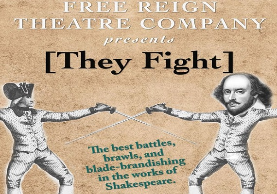 [They Fight]: the best fights in the works of William Shakespeare