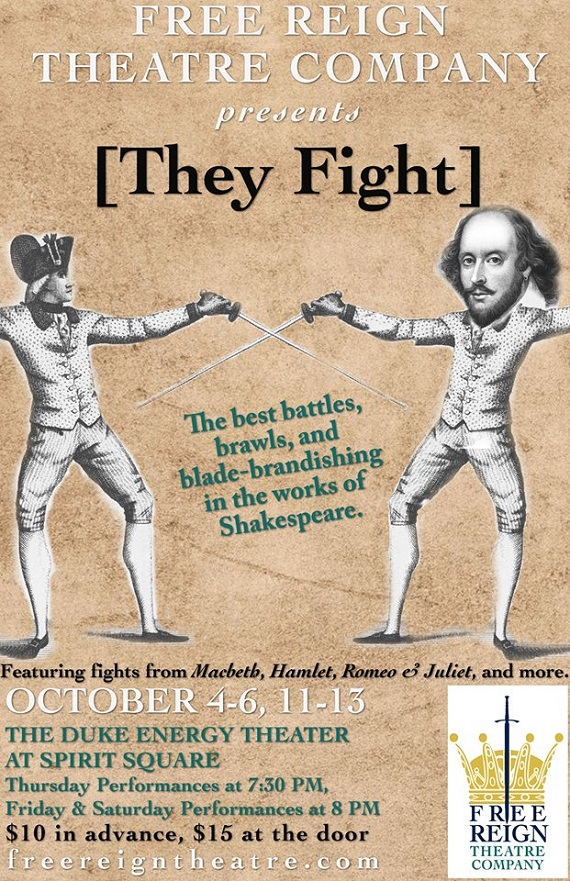 They Fight - William Shakespeare