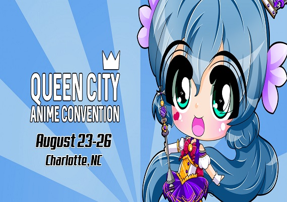 2018 Queen City Anime Convention Aug