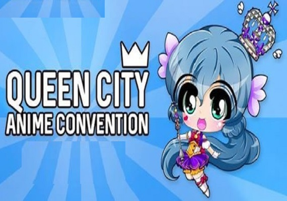 2018 Queen City Anime Convention – Aug 23rd – 26th