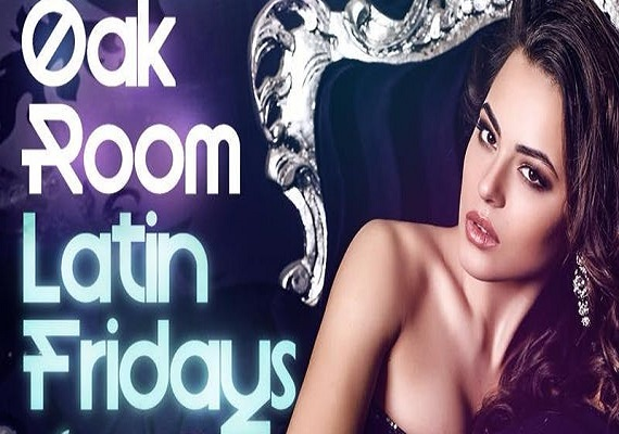 Latin Fridays @ Oak Room