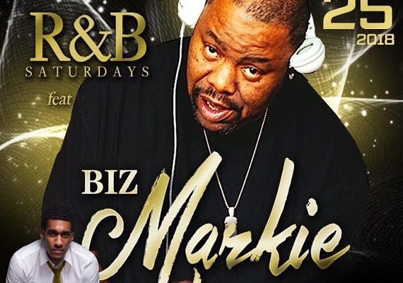 R&B Saturdays Feat Biz Markie @ STATS