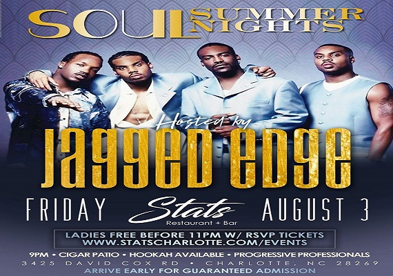 Soul Summer Nights Hosted By Jagged Edge at STATS