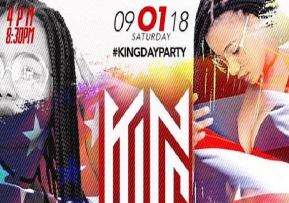 "#KingDayParty ""LaborDayWeekend"" At Vault"
