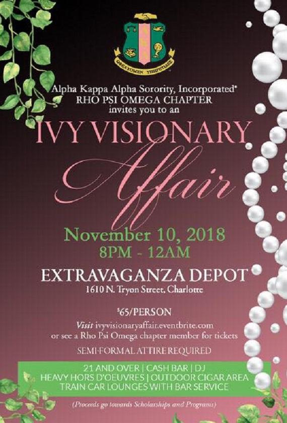 An Ivy Visionary Affair