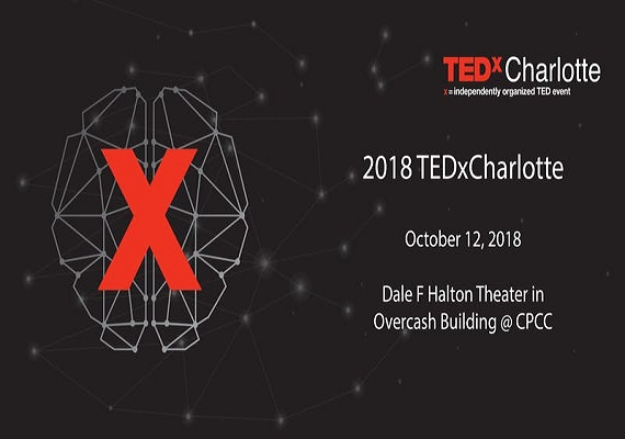 TEDxCharlotte 2018 – Friday, Oct 12th