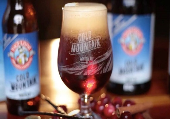 Highland Brewing Cold Mountain Release Party