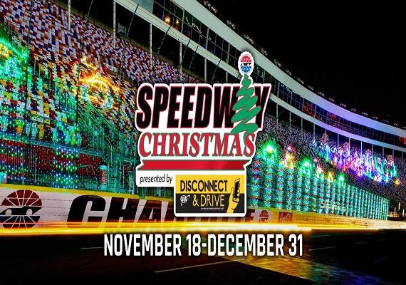2018 Speedway Christmas Nov 18 – Dec 31