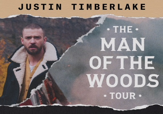Justin Timberlake The Man Of The Woods Tour Charlotte