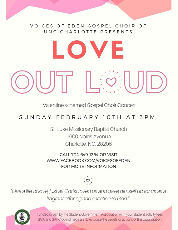 Love Out Loud Feb 2019