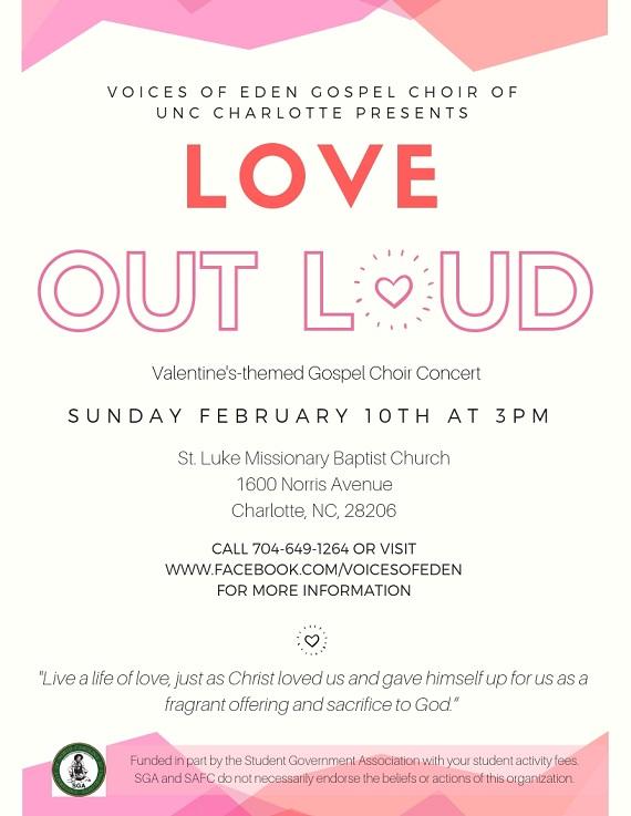 Love Out Loud Feb 2019