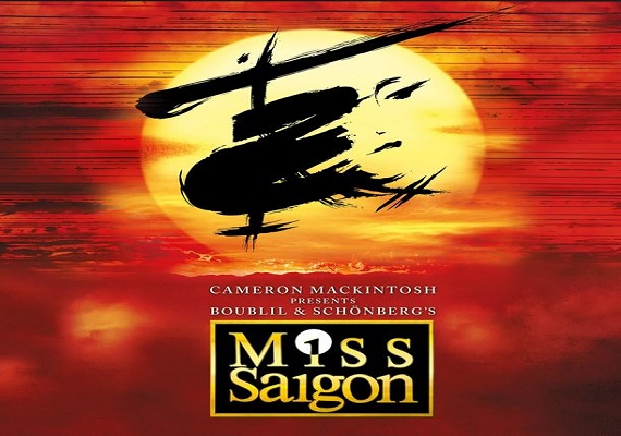 Miss Saigon Feb 19th – 24th @ Belk Theater
