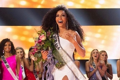 Charlotte Attorney, Cheslie Kryst, Crowned Miss USA 2019