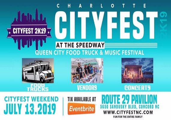 2019 Charlotte City Fest At The Speedway