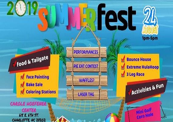 2019 Queen City Summer Festival