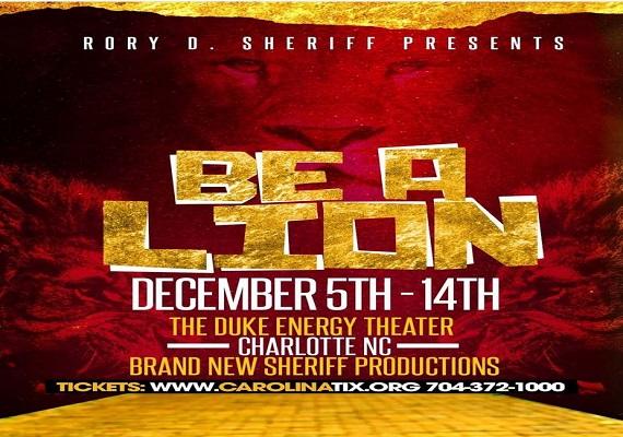 Be A Lion – Dec 5th-14th