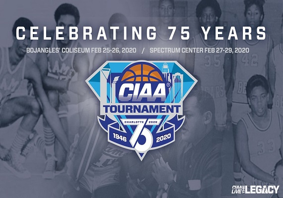 2020 CIAA Tournament 75 Years