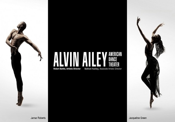 Alvin Ailey American Dance Theater Charlotte 2020