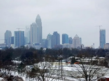 Charlotte is likely to see snow this week, forecasters say