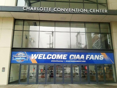 After 15 years of hosting, this week marks Charlotte's last year for CIAA Tournament