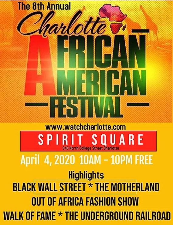 8th Annual Charlotte African-American Festival Large