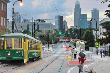 Historic Trolley Set to Run Again in Charlotte's West End