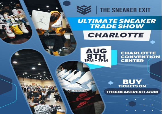 Charlotte – The Sneaker Exit – Ultimate Sneaker Trade Show