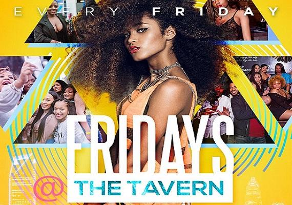 Fridays @ The Tavern