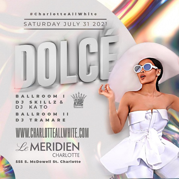 King Entertainment Presents Dolce All White Party 2021