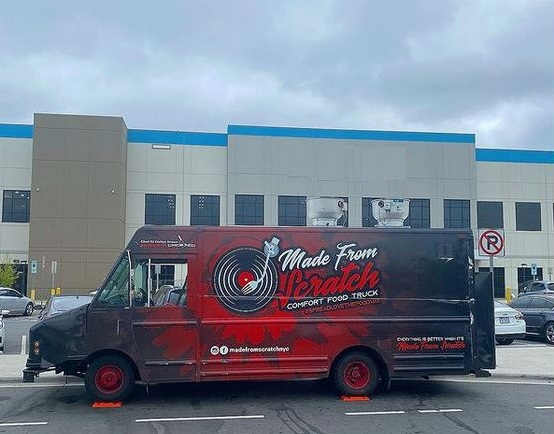 Charlotte! Check Out 'Made From Scratch' Food Truck…